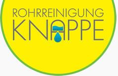 Rohrreinigung und Kanalreinigung Knappe Darmstadt Logo